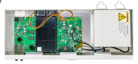 CCR1009-8G-1S-1S+ Board