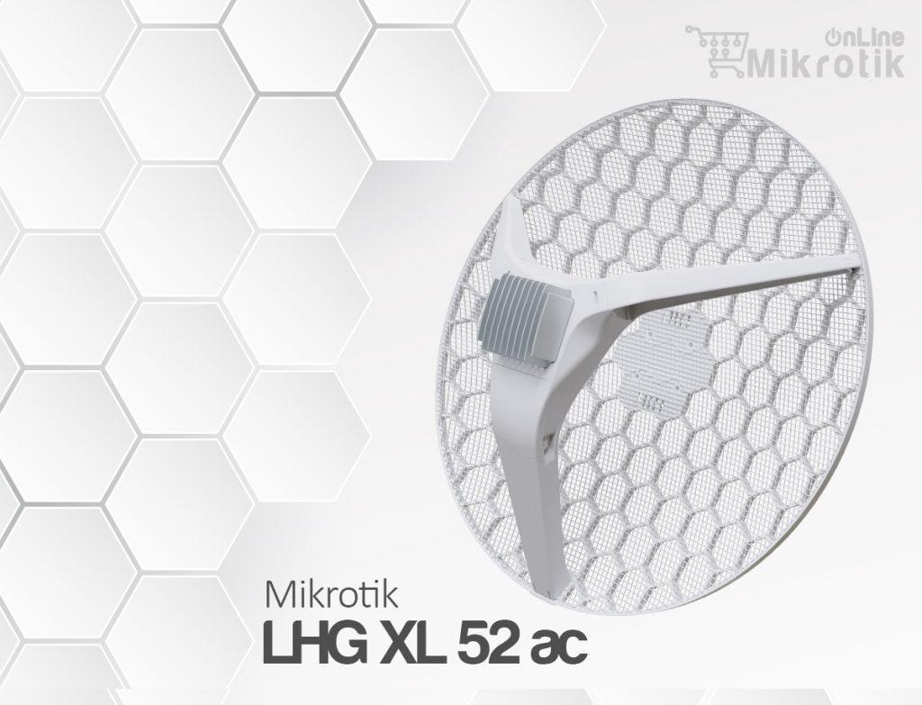 میکروتیک lhg xl 52 ac